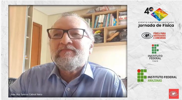 Entrevista Prof. João Neto